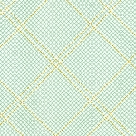 Grid Diamond in Seafoam